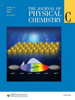 (Journal cover, The Journal of Physical Chemistry C) Volume 123 Issue 4 (2019)