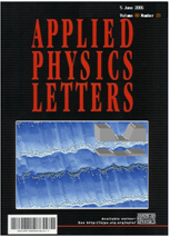 (Journal cover, Applied Physics Letters) Volume 88 Issue 23 (2006)